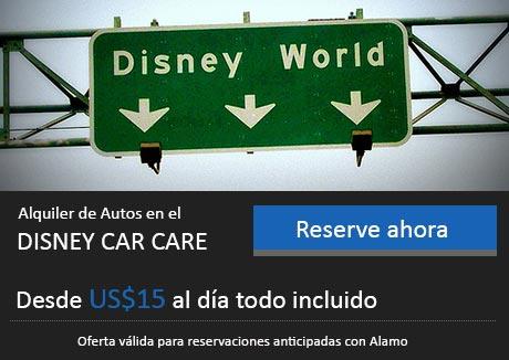 Alquiler de Autos Disney Orlando