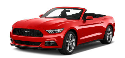 Rentar Mustang Disney Orlando