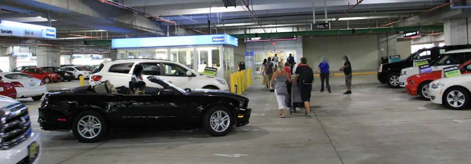 Alquilar carro Orlando