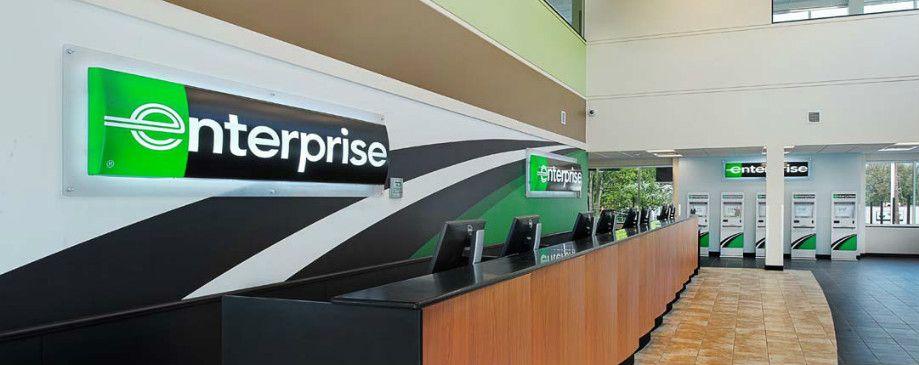 Oficinas Enterprise Rent a car Orlando