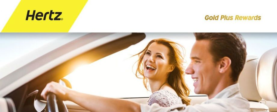 Hertz Gold Plus Rewards Orlando