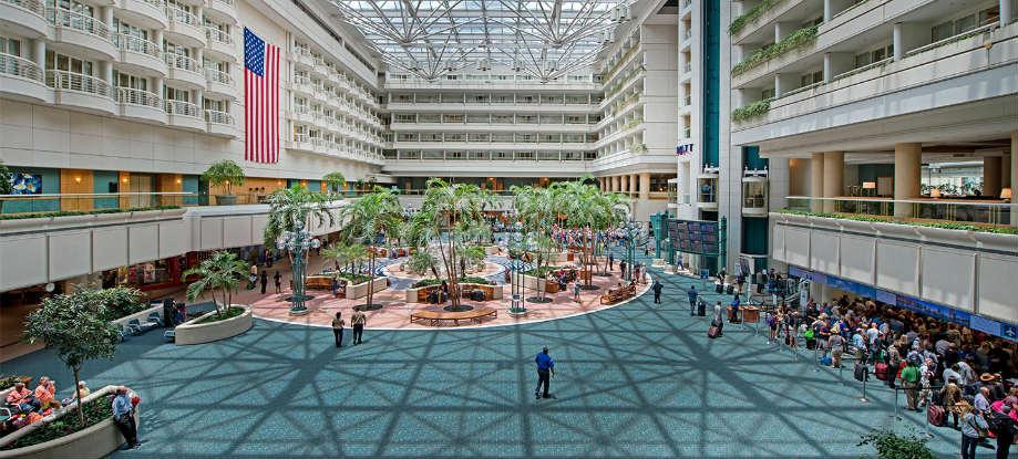 Guía Aeropuerto Orlando